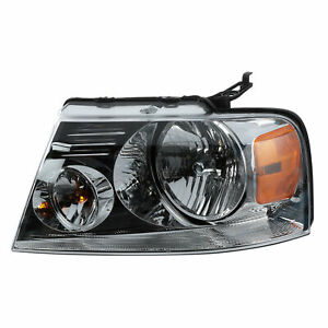 OEM NEW 04-08 F-150 Mark LT Composite Head Light Lamp Driver Side 7L3Z-13008-GA
