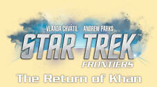 Star Trek: PRESALE Frontiers Return of Khan board game expansion wizkids New