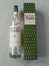 Empty Writer's Tears Copper Pot Irish Whiskey Bottle 70cl & Carton Box Upcycling