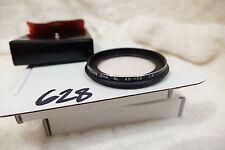 carl zeiss jena SL 49-58 1a camera lens filter 49mm  to 58mm optics mint