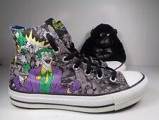 Mens Converse All Star Chuck Taylor Justice League DC Comics  shoes size 6 W8