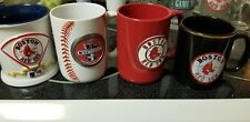 Mlb Boston Redsox Glasses Mugs and Cups Collection