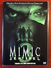 Mimic 3 - Sentinel (DVD, 2003) - E0121