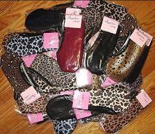 12 Pairs SAFARI Angelina No Show Cushion Slipper Socks Pairs SK50S Womens Girls