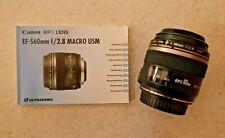 Canon EF-S 60 mm F/2.8 USM Macro Objektiv