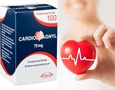 CARDIOMAGNIL & КАРДИОМАГНИЛ &CARDIOMAGNYL 100 pills Heart support