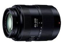 Panasonic Zoom Lens Lumix G VARIO 45-200mm/F4.0-5.6 II ASPH./POWER O.I.S EMS W/T
