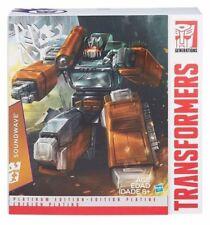 "Transformers Masterpiece Soundwave Platinum Edition ""Year of the Goat"" MIB USA"