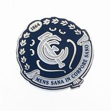 Carlton Blues Logo Metal Pin Badge