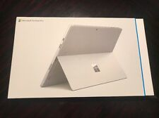 "Microsoft Surface Pro 4 12.3"" 256GB Windows Tablet,Core i5, 8GB RAM, MSRP $1199"