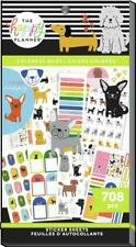 The Happy Planner Planner Stickers Colorful Dogs 708