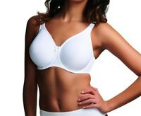 Fantasie Smoothing UW Full Cup Bra 4500 D,DD,E,F,FF,G  Black, White or Nude
