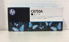 GENUINE NEW HP C8750A BLACK INK SEALED CARTRIDGE - OEM