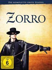 ZORRO-DIE KOMPLETTE ERSTE STAFFEL - ZORRO  7 DVD NEU