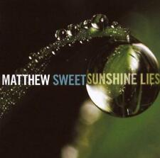 Matthew Sweet - Sunshine Lies (NEW CD)