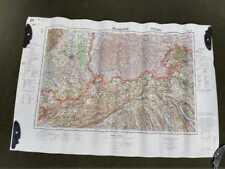 Mulhouse (27), carte seconde guerre, WW2
