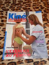 Revue Kiné Actualités - n° 1054, 2007