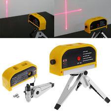 LV08 Horizontal Vertical Line Measure Laser Level Measuring Tape Tester Tool