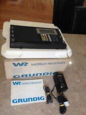 GRUNDIG SATELLIT 500 FM/SW/MW/LW, Very Good  Condition.