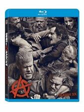 Season 6 Sons of Anarchy DVDs & Blu-ray Discs