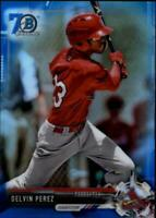 2017 Bowman Chrome Prospects Refractor Parallel Singles (Pick Your Cards)