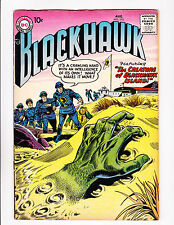 "Blackhawk  No.98  : 1957 :   : ""The Creature Of Blackhawk Island!"" :"