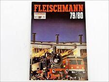 Fleischmann ho n Piccolo auto rally catálogo 1979/1980
