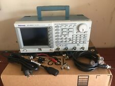 Tektronix AFG3052C 50MHZ Dual Channel Arbitrary Function Generator w/ BNC cables