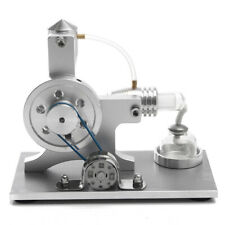 Air Stirling Engine Model Power Generator Physics Experiment Kit Motor Toy Gift