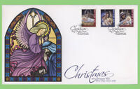 New Zealand 2011 Christmas self adhesives issue on First Day Cover