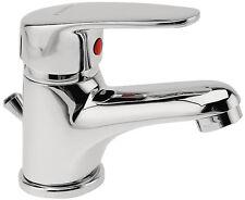 FERRO BATHROOM BASIN SINK MONO MIXER TAP POP UP WASTE SINGLE LEVER CHROME/ BSM2