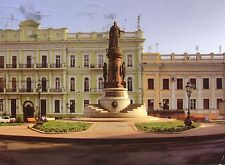 Cartolina ANTICA-Odessa-Monument to the founders of City