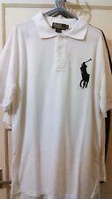 Men Ralph Lauren Polo Big Pony Short Sleeve T-Shirt