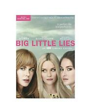 Big Little Lies: First Season 1 (DVD, 2017, 3-Disc box Set, )