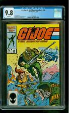 G.I. Joe, A Real American Hero 56 CGC 9.8 NM/MINT Road Block Scarlett Cobra