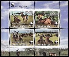 Bissau-Guinean Sheet Stamps