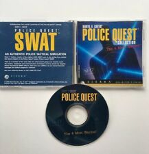 Daryl F Gate's POLICE QUEST Collection 4 Most Wanted PC Game 1/2/3/4 I II III IV