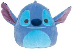 "Squishmallow Plush Doll Disney Stitch KellyToy Stitch 8"" New with Tag"