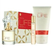 Avon Life for Her Gift Set by KENZO Takada EDP 50ml Body Lotion & Purse Spray
