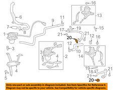 TOYOTA OEM 07-09 Tundra 4.7L-V8 Emission-Pipe Gasket 1737650010