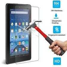 Protector de Pantalla Cristal Templado New Amazon Kindle Fire HD 7 2015 Tablet