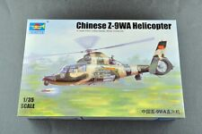 Trumpeter 1/35 05109 Chinese Z-9WA Helicopter model kit ◆