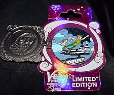 WDW Disney Pin Mickey's Very Merry Christmas Party 2016 Peter Pan LE 5300
