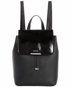 GUESS Varsity Pop PVC Backpack, Black B4HP