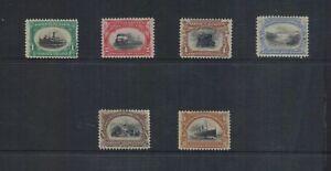 1901 PAN AMERICAN COMPLETE MNH RARE SCOTT $1200AUD