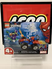 Lego Marvel Superheroes 76133 Spiderman Car Chase Vs Green Goblin New Set