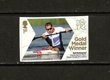 GB 2012 - Olympic Gold Medal  - Ed McKeever  - Canoe Sprint - Mint