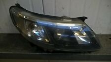 GENUINE SAAB 93 ESTATE 2008 FACELIFT FRONT HEADLIGHT O/S RIGHT DRIVERS SIDE ~