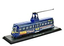 ATLAS EDITIONS 1:76 - REF.NO.HQ03 TRAMS OF THE WORLD BLACKPOOL BRUSH TRAM