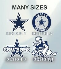 Dallas Cowboys NFL Football Sticker Vinyl Decal Truck Car Bumper